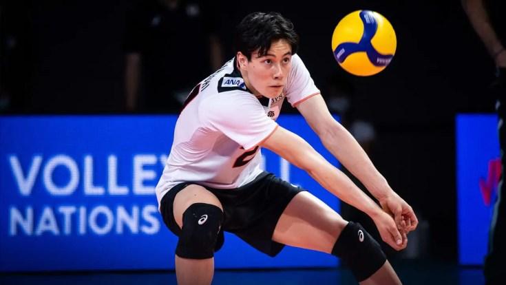 Ran Takahashi Volleyball