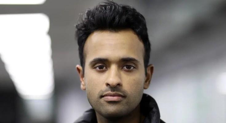 Vivek Ramaswamy wiki/bio