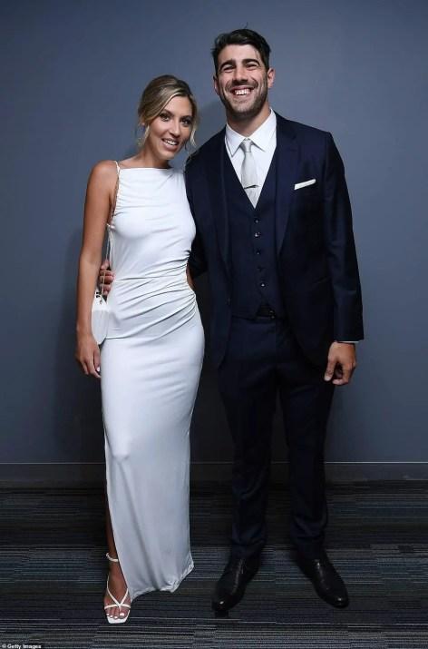 Bella Beischer and Christian Petracca