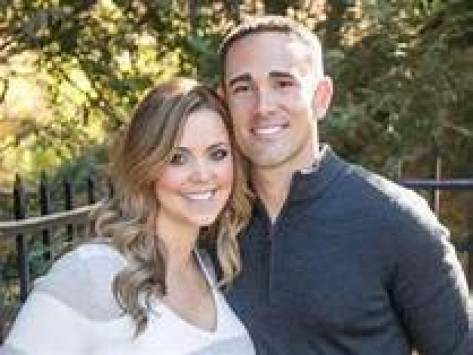 Mike LaFleur with his wife