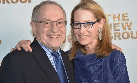 Alan Dershowitz Wife