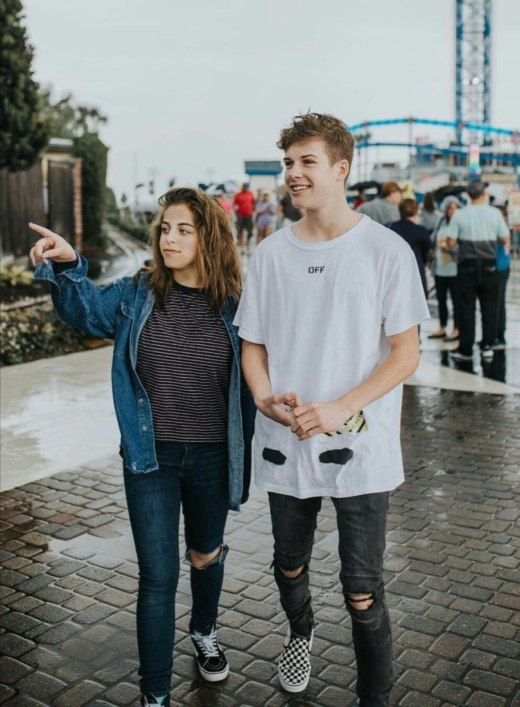 Baby Ariel with Blake Gray