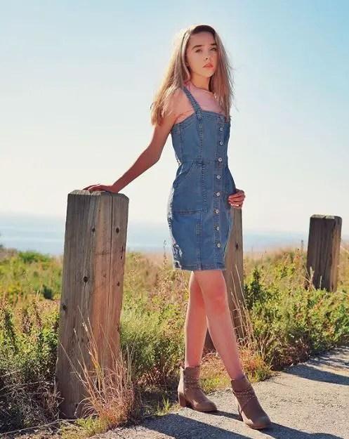 Jenna Davis Height