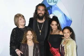 Lola Iolani Momoa Family