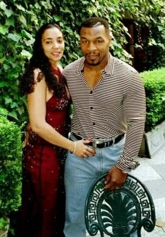 Monica Turner Mike Tyson