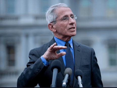 Anthony Fauci Net Worth