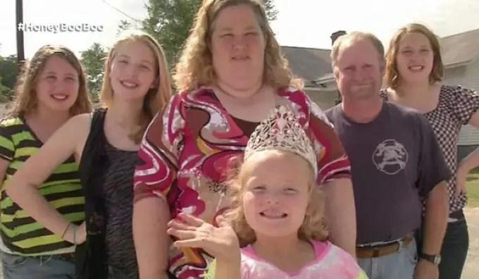 Honey Boo Boo Family