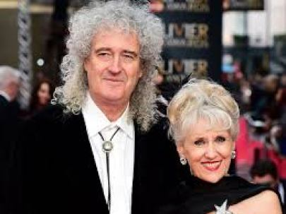 Brian May Girlfriend