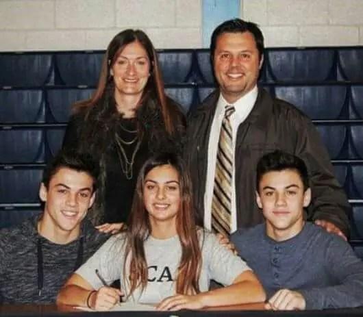 Dolan Twins Family