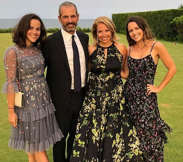 Katie Couric Family