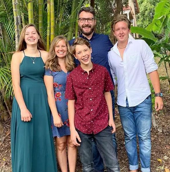 Peyton Coffee Family