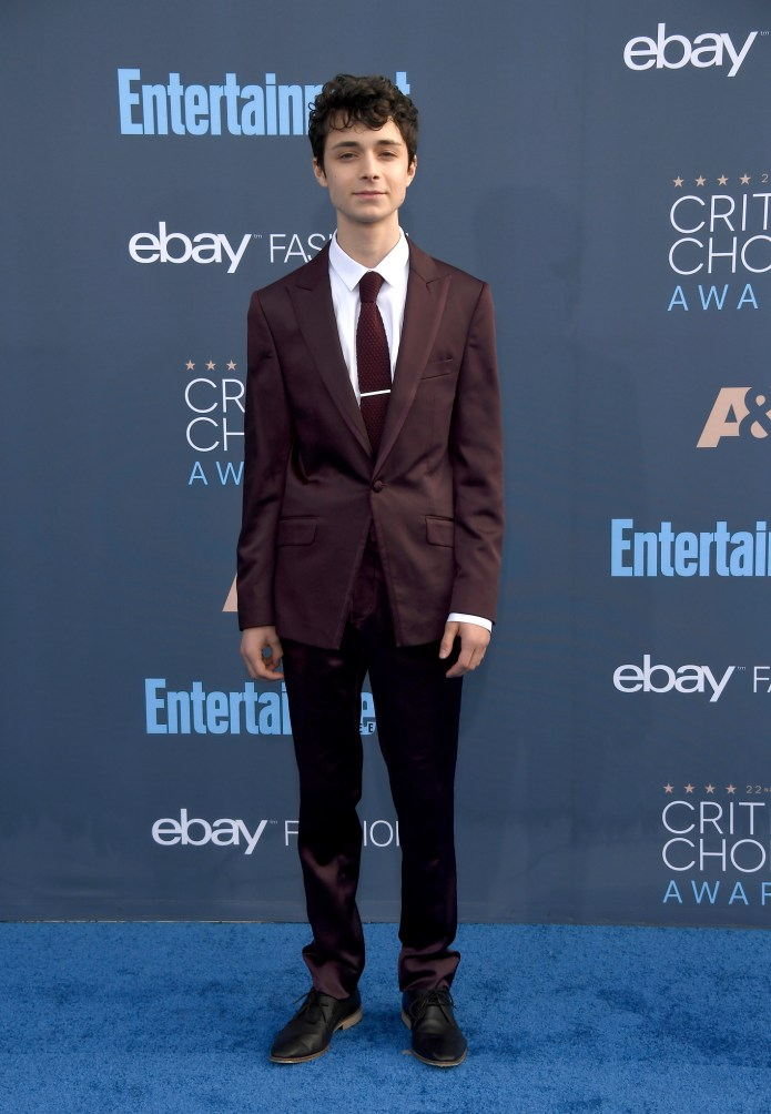 Lucas Jade Zumann Height
