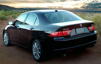 Acura TSX Review  Wikicars