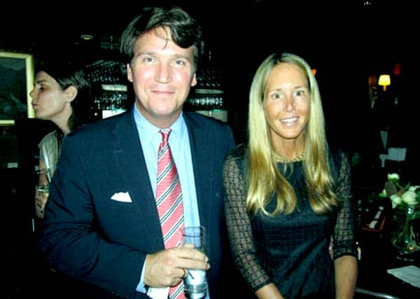 Tucker Carlson wife Susan Andrews Wiki-Bio: 5 Facts ...