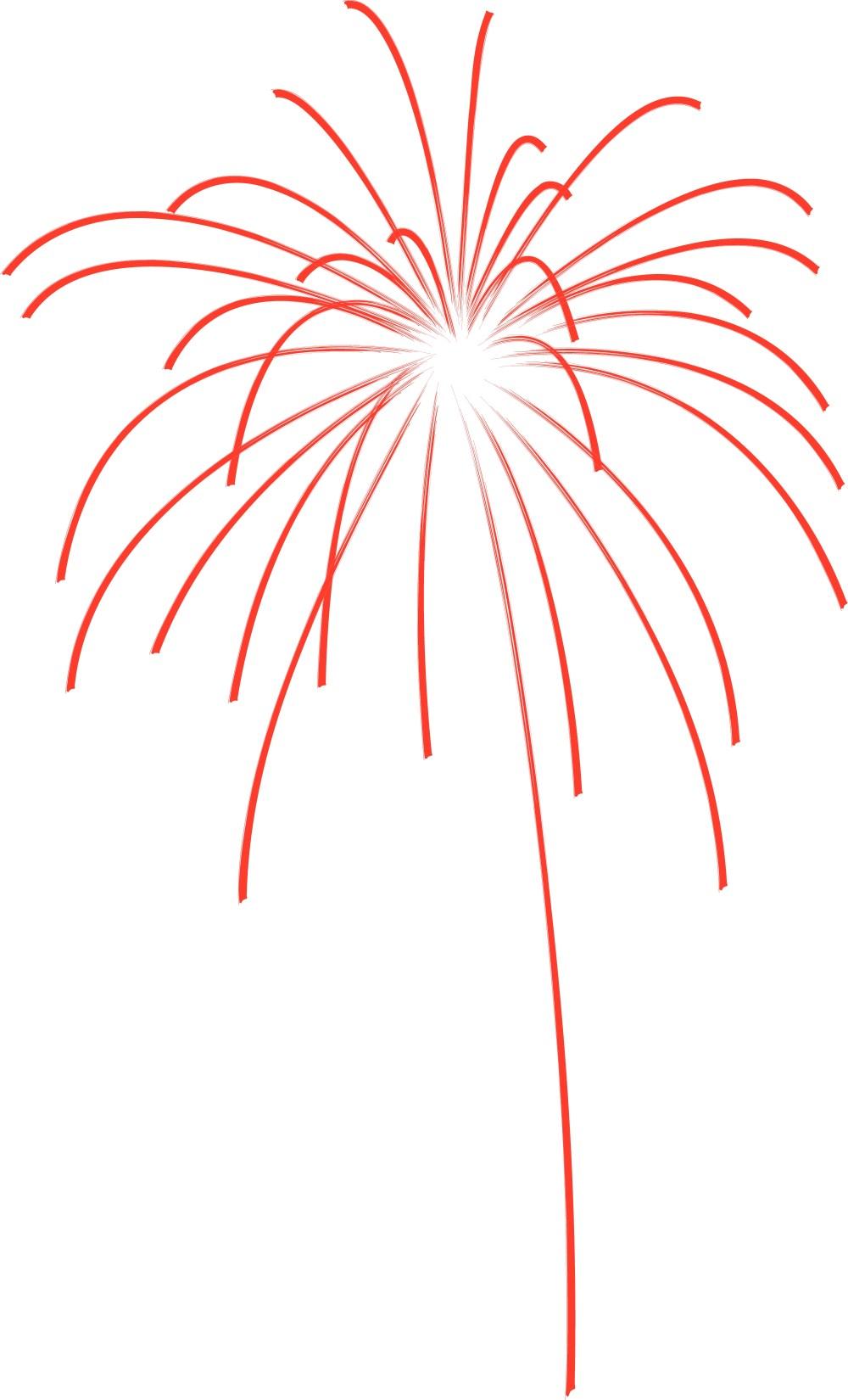 medium resolution of fireworks firework clipart simple image