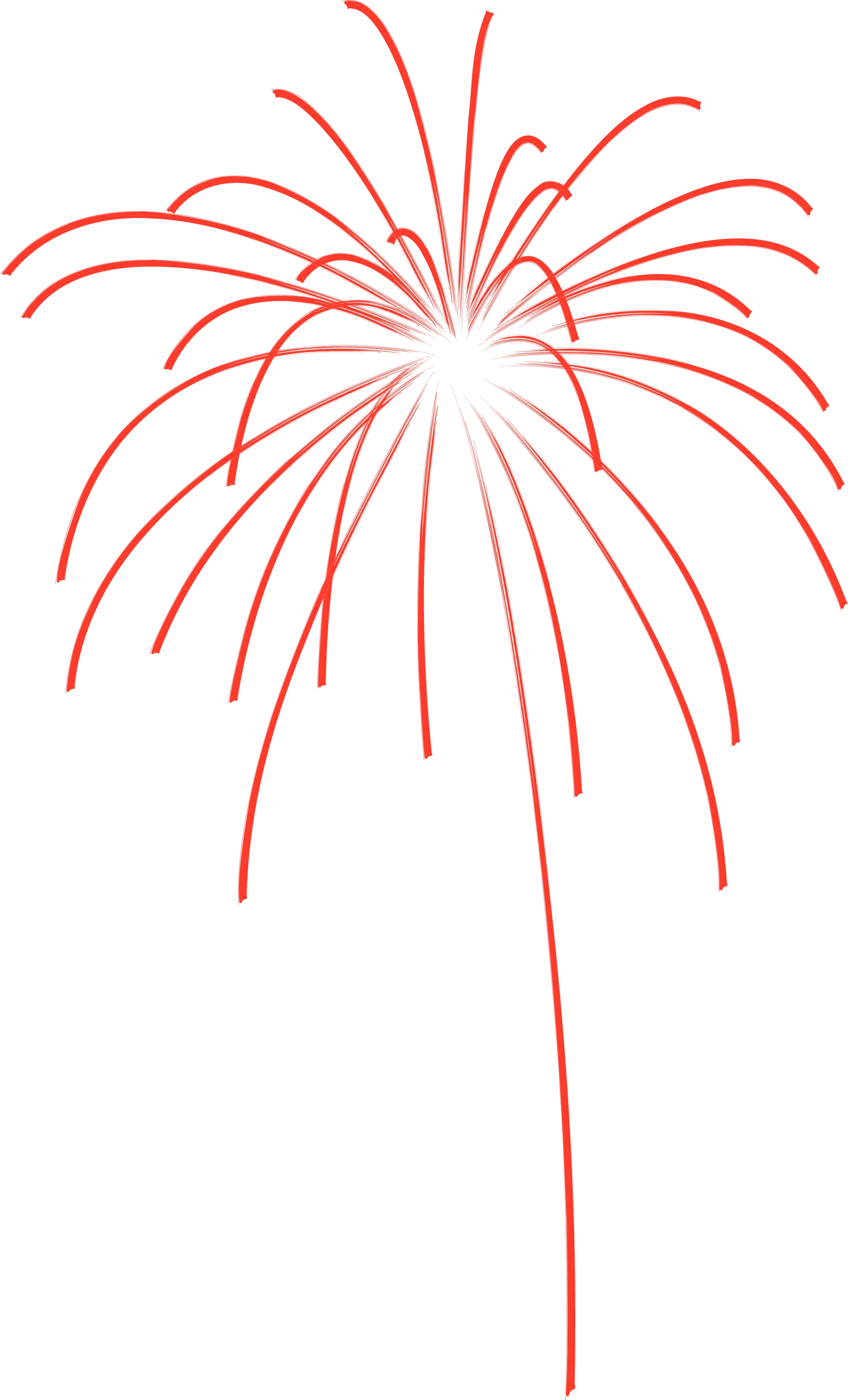hight resolution of fireworks firework clipart simple image
