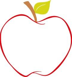 best apple clipart [ 1824 x 1938 Pixel ]