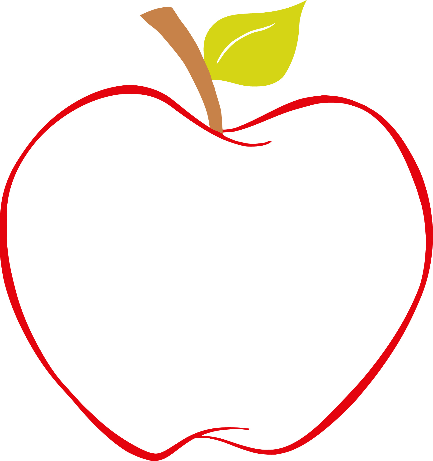 hight resolution of best apple clipart