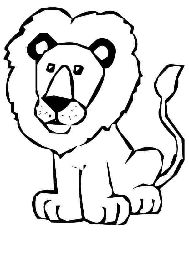 Apple black and white lion clip art clipart star arrow