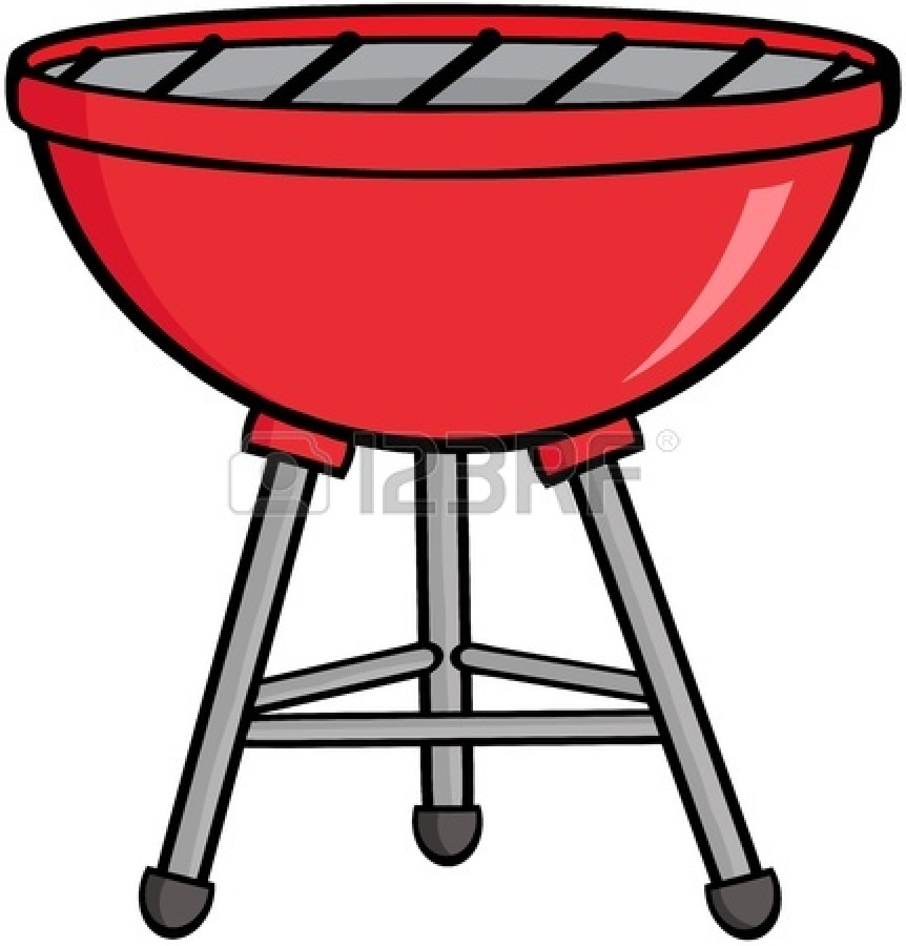 hight resolution of bbq grill clipart 2