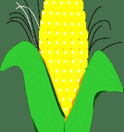 corn clip art 2 2 [ 958 x 1666 Pixel ]