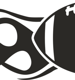 football black and white black football clipart free lyne visualdnsnet [ 1600 x 530 Pixel ]