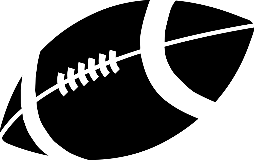 medium resolution of football black and white football clipart black and white wron visualdnsnet