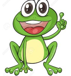 free frog clip art drawings and colorful images 2 image 8 2 [ 1085 x 1300 Pixel ]