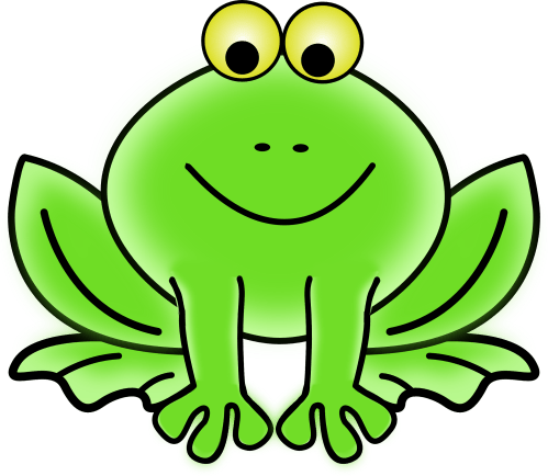 small resolution of frog clip art for teachers free clipart images