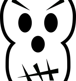 halloween black and white halloween clip art black and white free clipart 4 [ 2052 x 3200 Pixel ]
