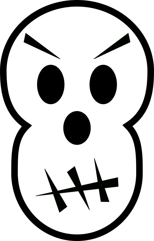 small resolution of halloween black and white halloween clip art black and white free clipart 4