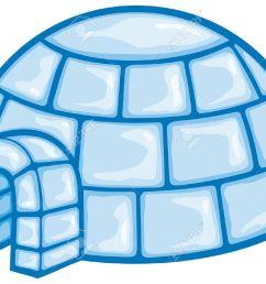 igloo cartoon related keywords clip art [ 1300 x 978 Pixel ]