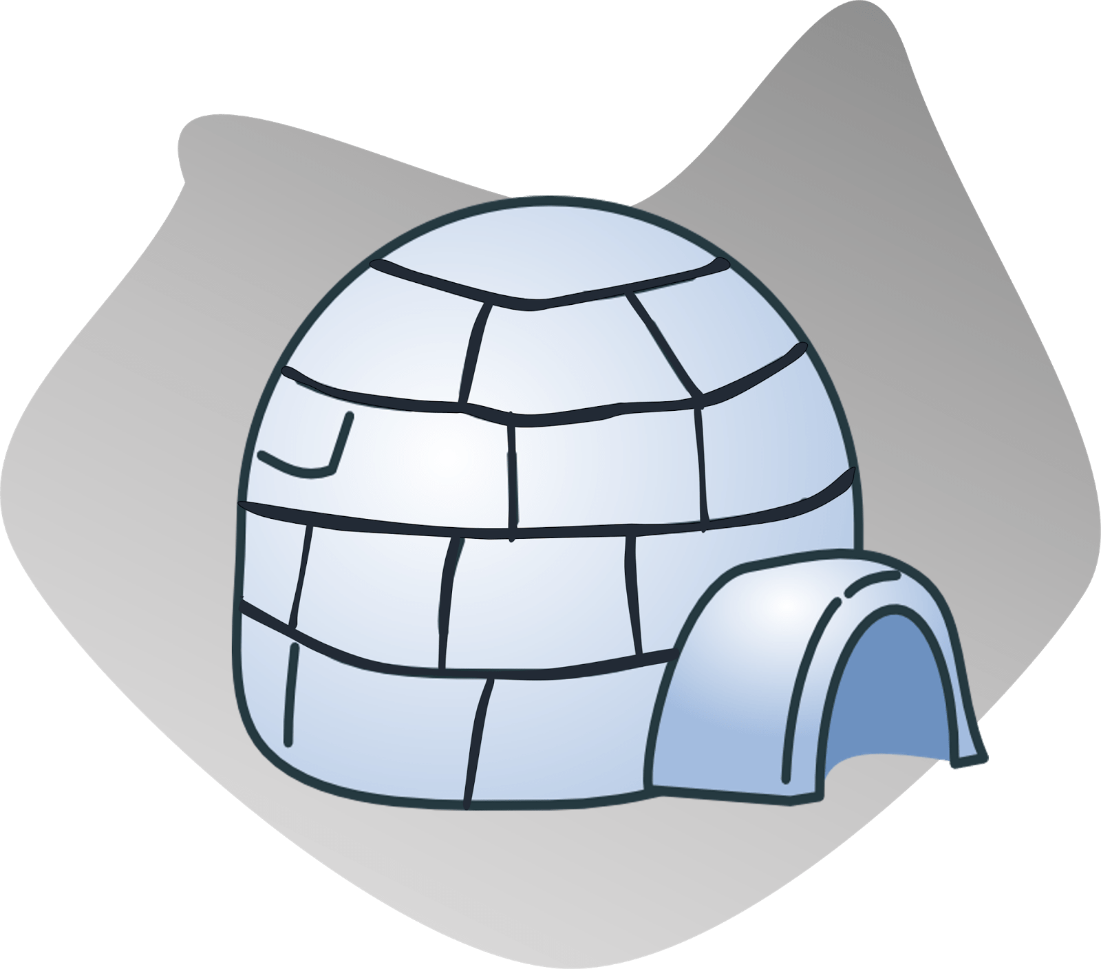 hight resolution of igloo house cliparts clipart club