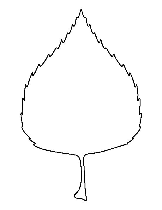 leaf outline - 66 cliparts