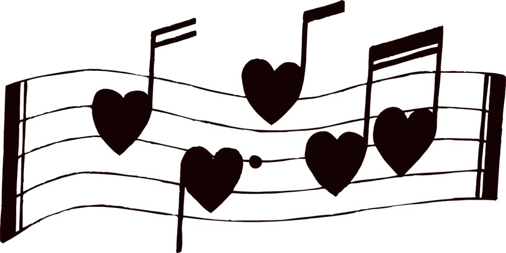 medium resolution of music notes musical clip art free music note clipart 2 image