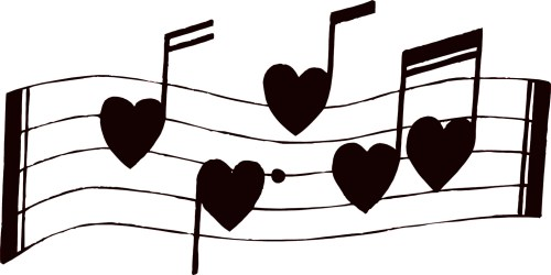 small resolution of music notes musical clip art free music note clipart 2 image