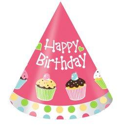 pink birthday hat clip art clipart photo [ 1600 x 1600 Pixel ]