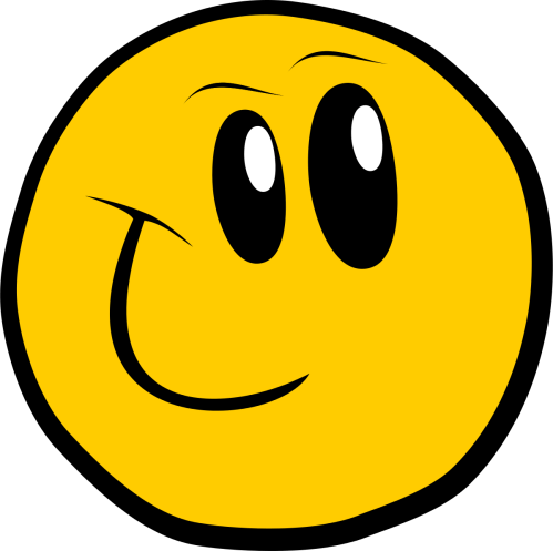 small resolution of smile clip art