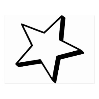 star outline - 55 cliparts