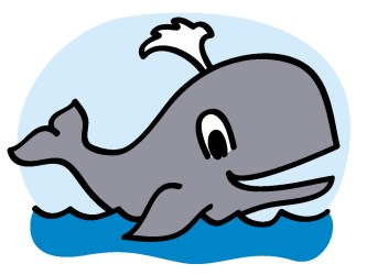 Whale clip art cartoon free clipart images 2 WikiClipArt