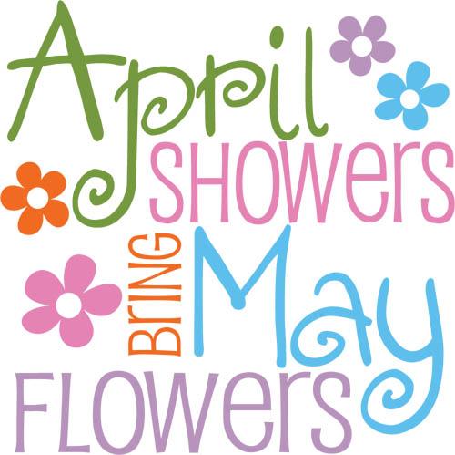 april showers clipart - 64 cliparts