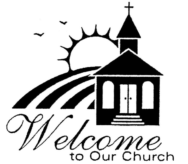 Church clip art black and white free clipart images