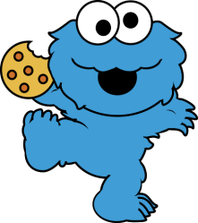 Cookie Monster Clip Art 72 cliparts