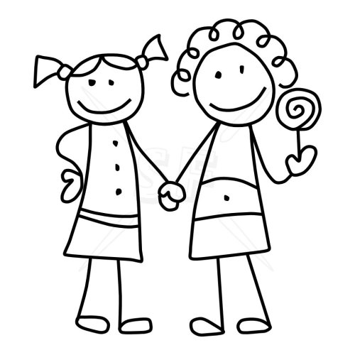 small resolution of friends clip art free clipart images 4