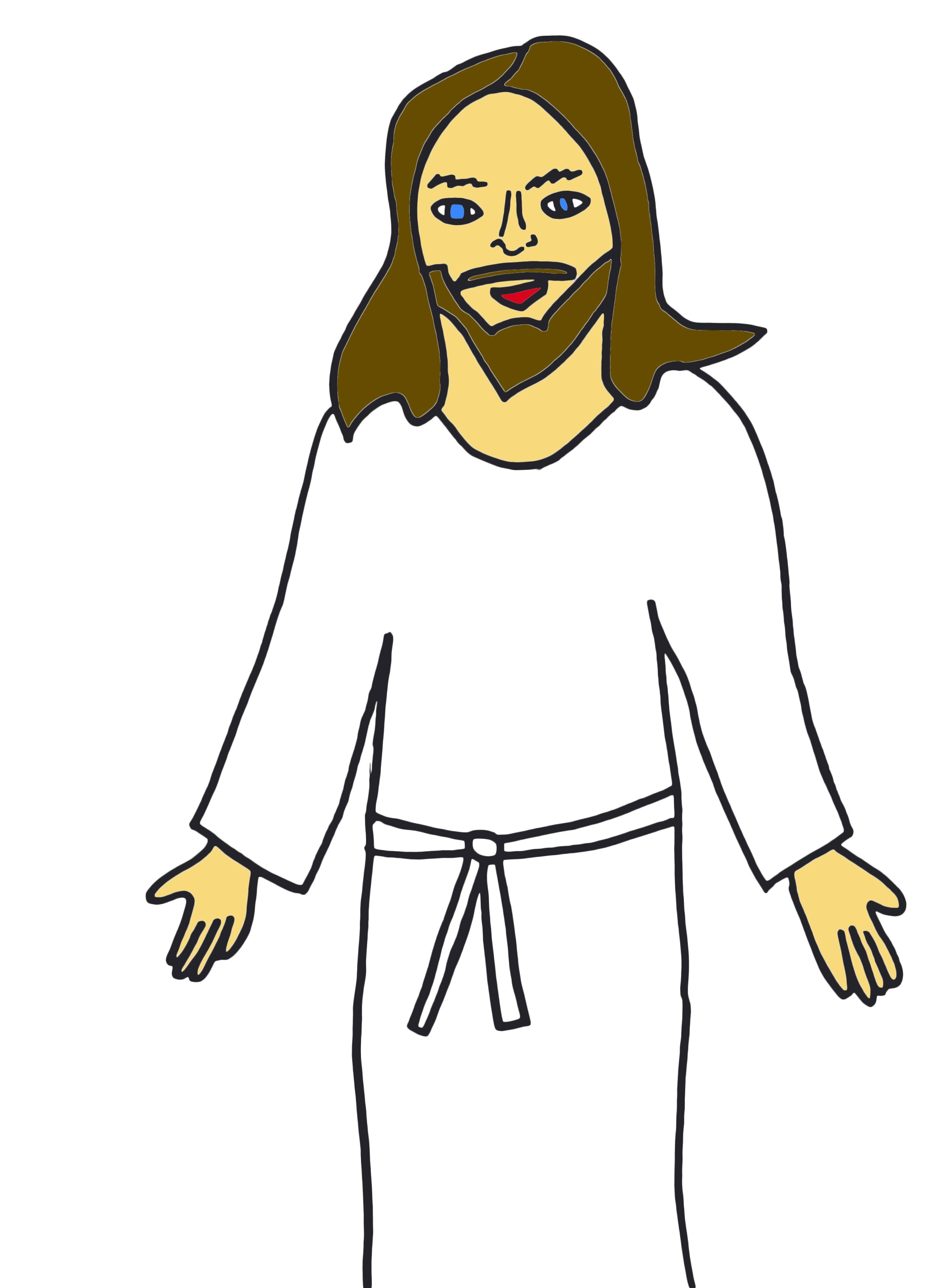 hight resolution of jesus christmas clip art religious clipart