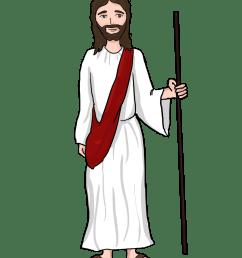 jesus clipart to download 4 [ 1350 x 1800 Pixel ]