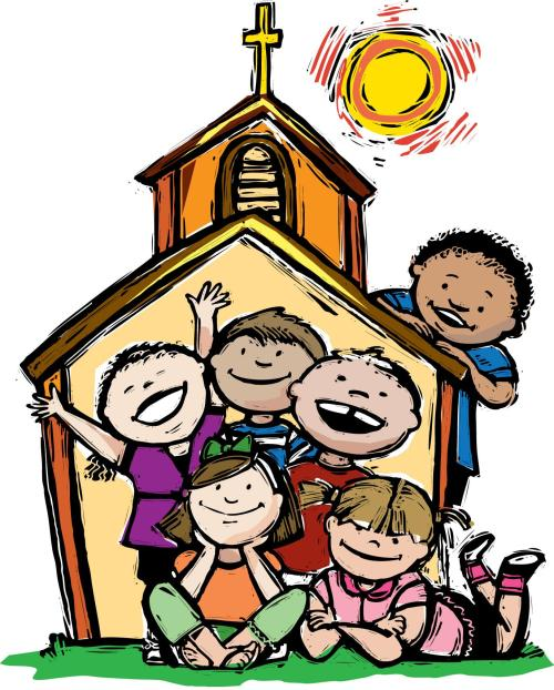 small resolution of kids church clip art free clipart images 2