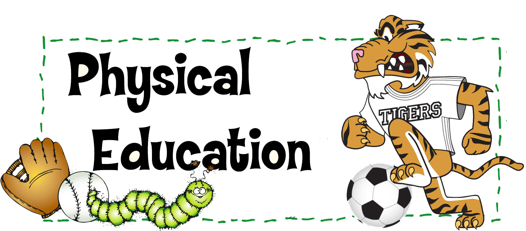 hight resolution of pe mrs sovich physical education clipart