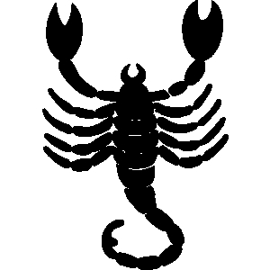 scorpion clipart - 42 cliparts