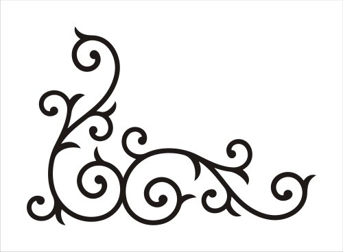 small resolution of scrollwork free clip art borders scroll clipart images 2 2